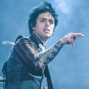Billie Joe Armstrong Green Day 2017