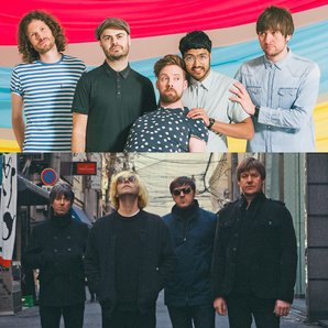 Kaiser Chiefs and The Charlatans