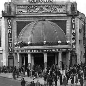 Brixton Astoria (now Brixton Academy), August 1929