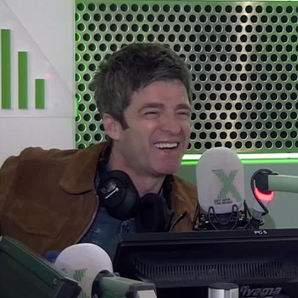 Noel Gallagher on the Russell Brand on Radio X