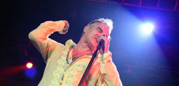 Morrissey So Paolo 2012