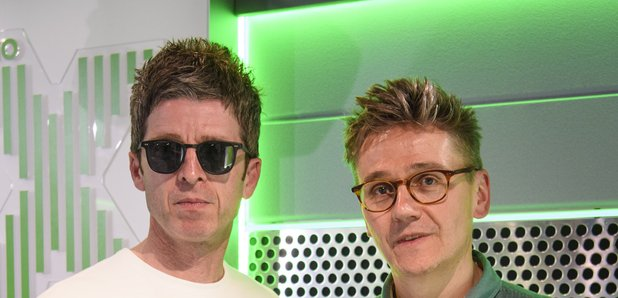 Noel Gallagher with John Kennedy Radio X May 2017
