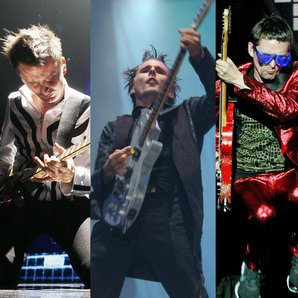Matt Bellamy Shapes
