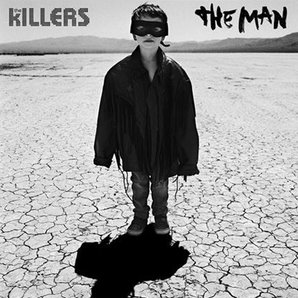 The Killers The Man artwork