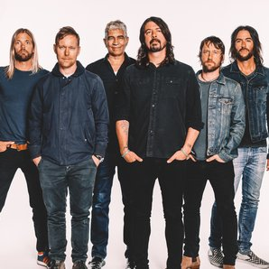 Foo Fighters 2017