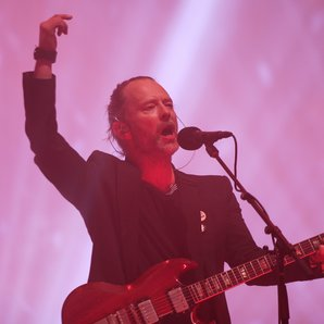 Radiohead Glastonbury 2017