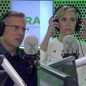 Steve Carell and Kristen Wiig