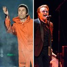 Liam Gallagher U2 Bono