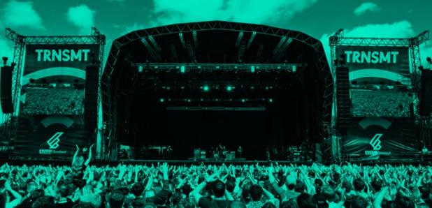 TRNSMT Festival poster 2018