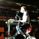 Chris Martin sings Linkin Park's Crawling at Met L