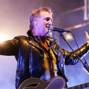 Queens Of The Stone Age Josh Homme at Splendour In