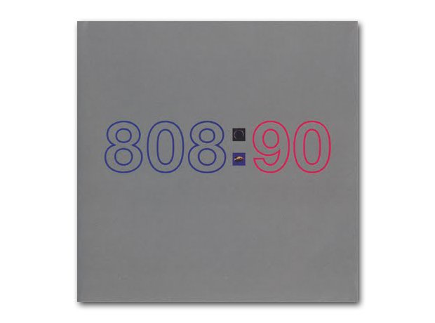 808 State - Ninety album cover