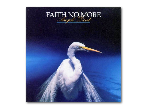 Faith No More - Angel Dust album cover