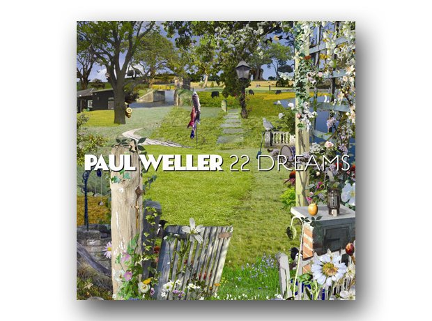 Paul Weller - 22 Dreams album cover