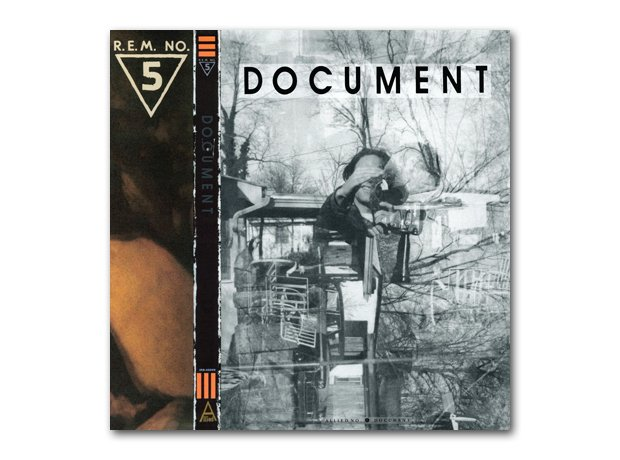 R.E.M. - Document album cover