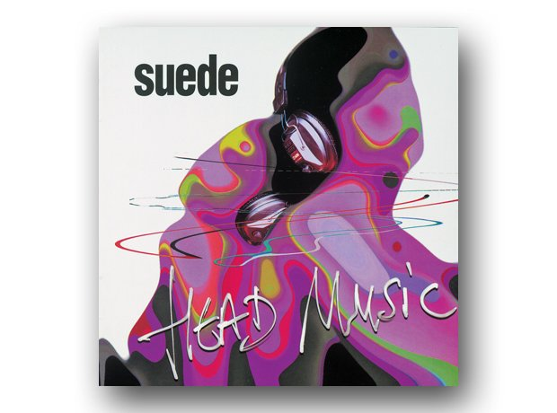 Suede - Head Music album cover