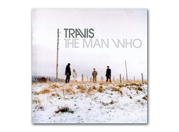 Travis - The Man Who album cover