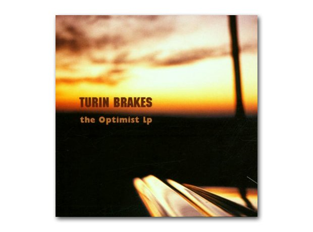 Turin Brakes - The Optimist LP album cover